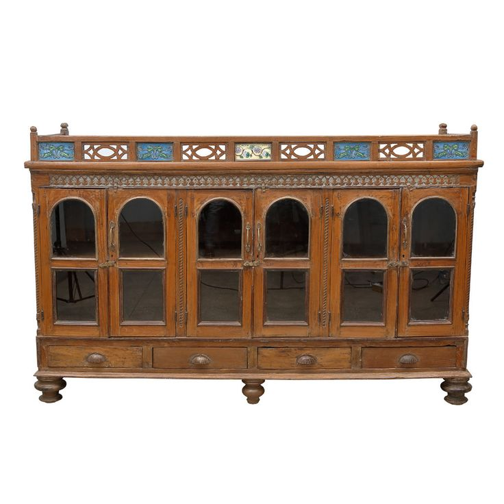 British Colonial Sideboard