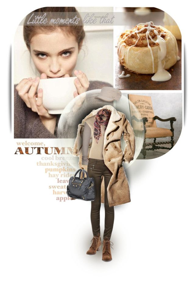 """""""Soft Autumn"""" by spicemarket ❤ liked on Polyvore featuring Coast + Weber + Ahaus, Rick Owens, ESCADA, ONLY, Humble Chic, Freestyle, prAna and Balenciaga"""