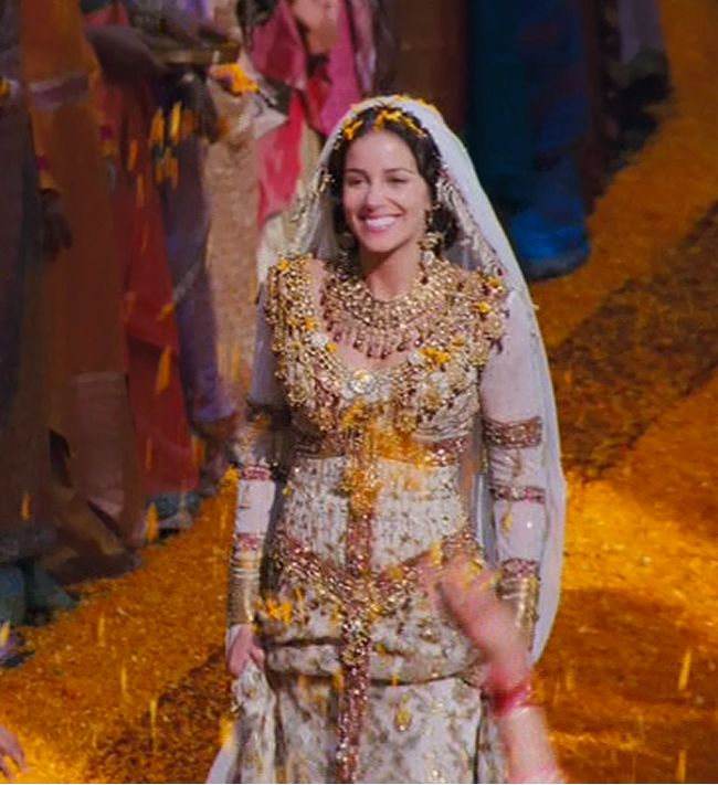 One Night With the King Wedding Dress