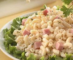 Ensalada de Macarrones (Mixed Macaroni Salad)