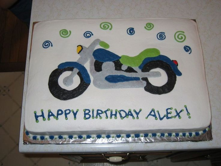 11 best Colins 6th birthday images on Pinterest Motorcycle