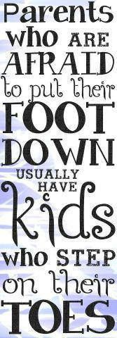 best citations images pretty words positive  spare the rod spoil the child