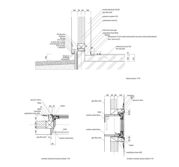 Même – Experimental House,Details