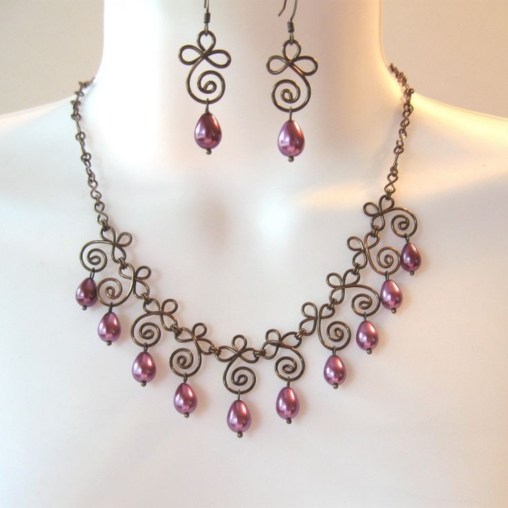 204 best Ideas - Wire Jig images on Pinterest   Wire jewelry, Wire ...