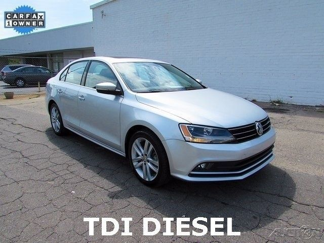 Awesome Awesome Volkswagen Jetta 2.0L TDI SEL 2015 Volkswagen Jetta 2.0L TDI SEL Sedan Used 2L I4 16V Automatic FWD Diesel 2017-18