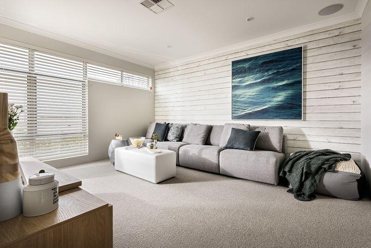 Homebuyers Centre Maverick Display Home Theatre - Karnup, WA Australia