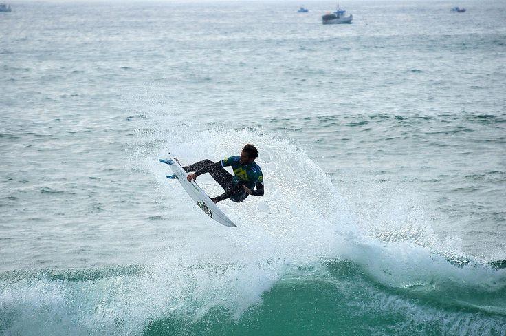 Frederico Morais @ #Supertubos, #Peniche #Portugal