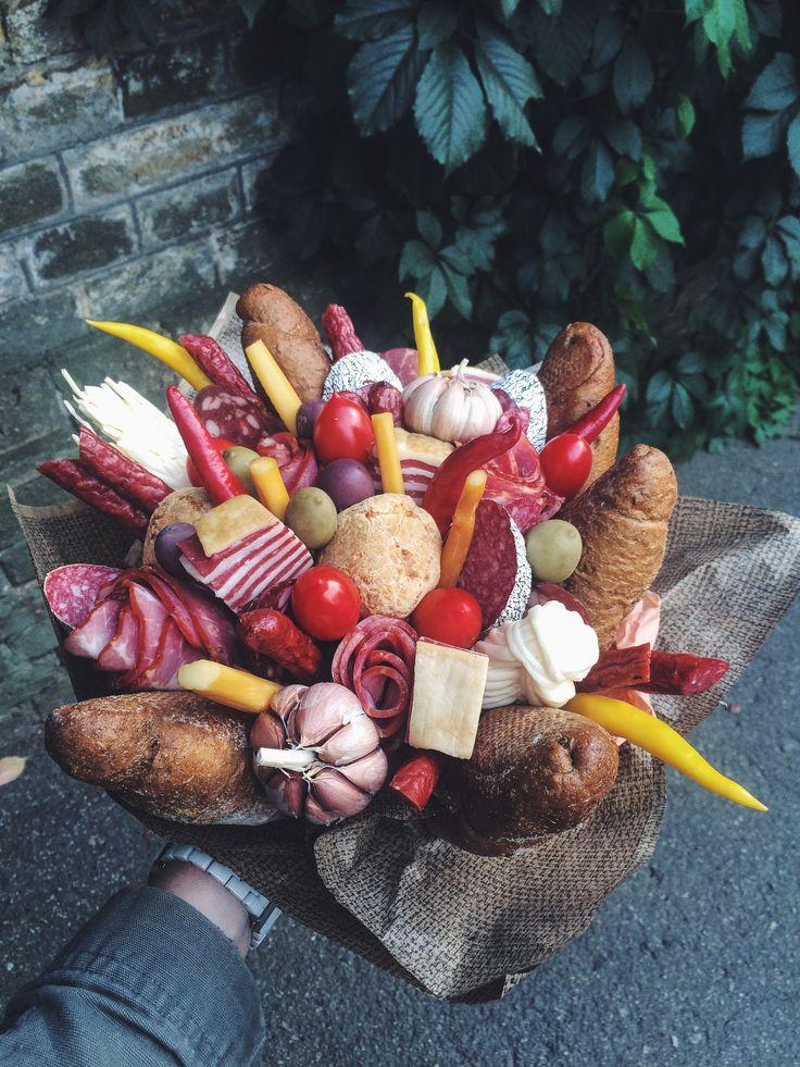 Мясной букет букет из мяса. Meat bouquet tasty bouquet liyka