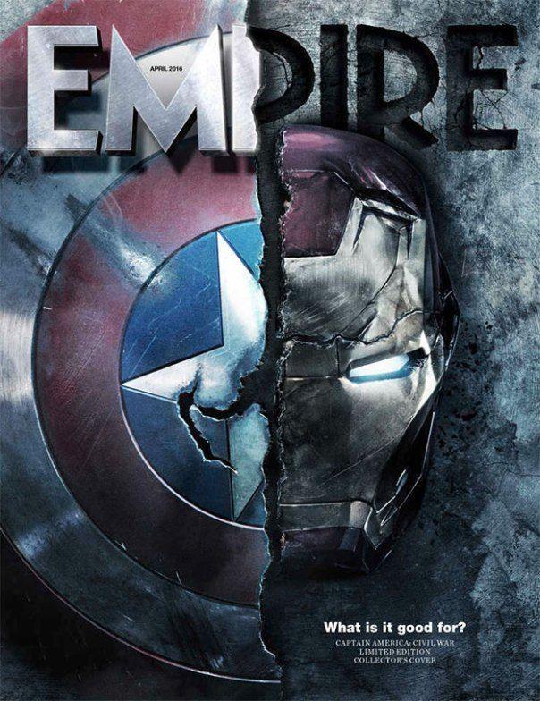 Capitan america Civil War Empire