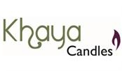Khaya Candles  Khaya candles is a local small business based in Miranda,NSW. We specialise in highly fragrant soy candles, soy melts and aromatic reed diffusers. Additionally we also sell handwoven African grass baskets made in Ghana, West Africa.  READ MORE >