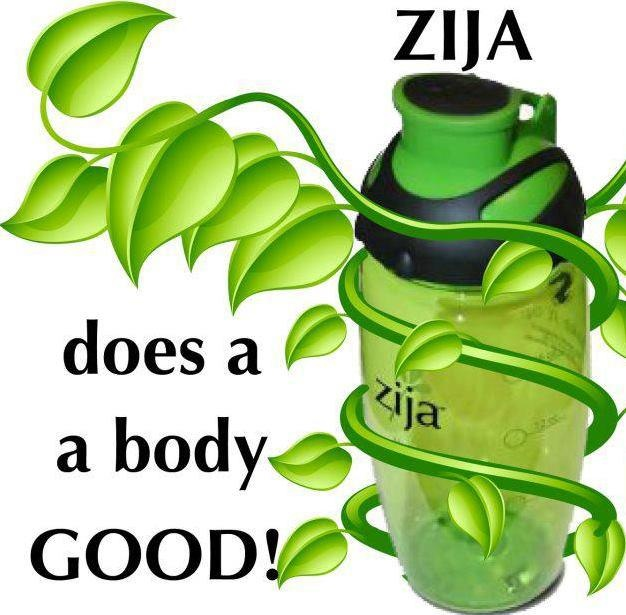 I feel healthier than ever!!  Thank you Zija!