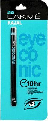 Lakme Eyeconic Black & White Shades Available