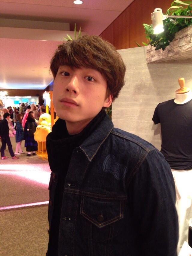 Kentaro Sakaguchi men's non-no model