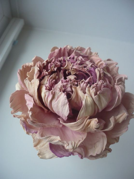 Gallery.ru / Фото #25 - цветы из кожи - ryzhovatv