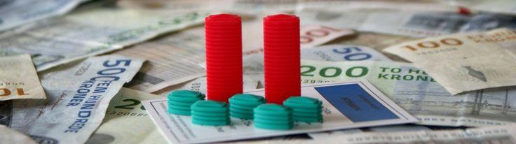 Du behøver ikke at have mange penge for at investere i aktier.