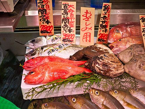 Lesson 5 of Japanese Cooking 101: The Fundamentals of Washoku will be all about fish! Fish fish fish fish