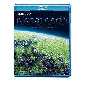 Planet Earth: The Complete BBC Series [Blu-ray] (2007)  David Attenborough Disclosure Affiliate Link