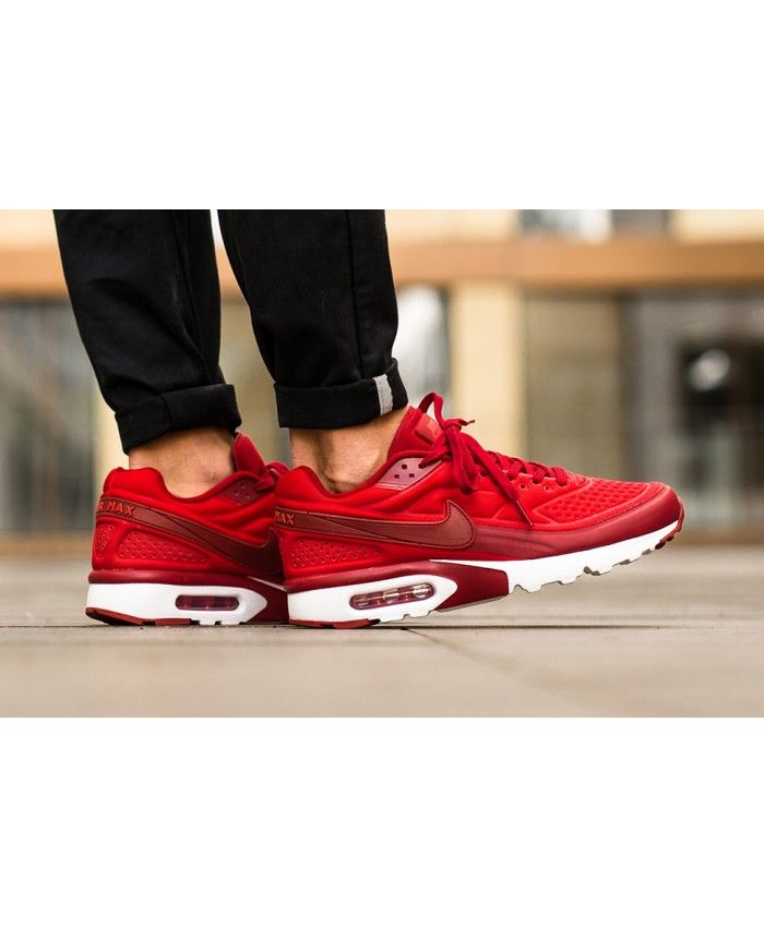 air max classic bw red