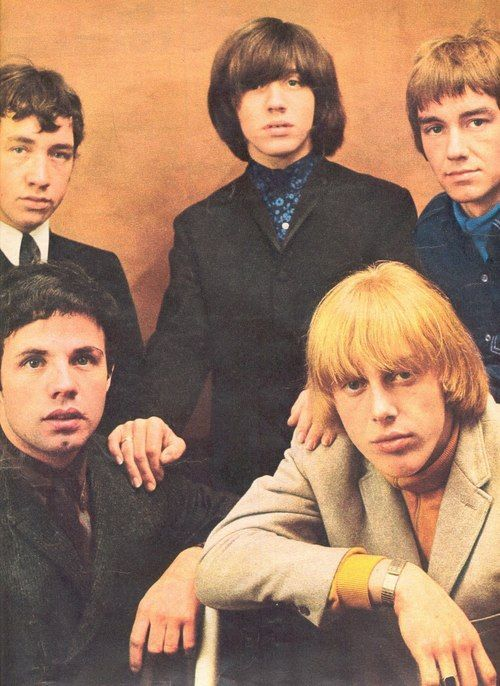 Australia's Easybeats were based in the UK during their brief period of fame.