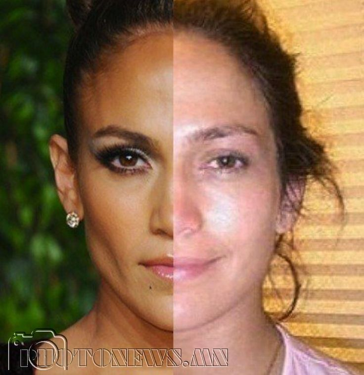 22 Shocking Photos Of HollyWood Hottest Celebs With & Without Makeup