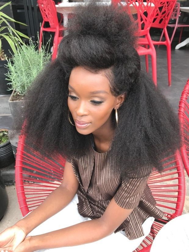 Popular International Hair Trends And Haircuts 2019 Popular International Hair Hair In 2020 Winter Hairstyles Hair Trends Natural Hair Styles