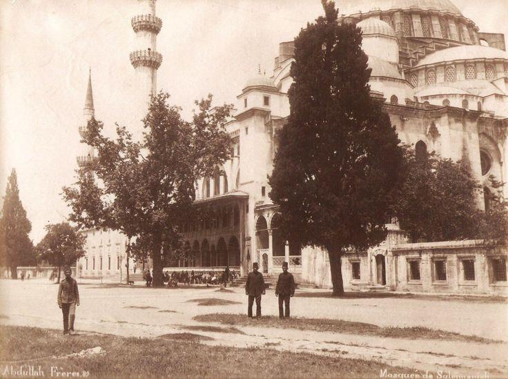 Süleymaniye Abdullah Fréres
