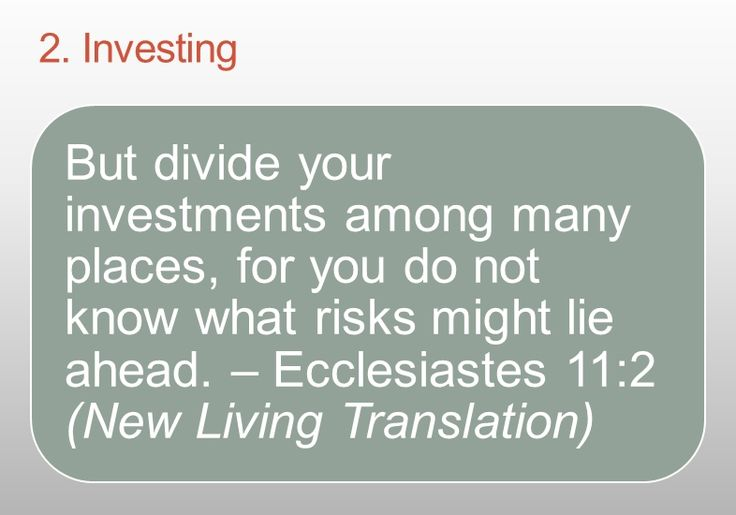 The wisest man ever to live on earth, King Solomon, has this to say on investing. In one word - Diversify. Do not put all your eggs in one basket so to speak. There are many investment vehicles to choose from. To name a few: 1. Mutual Funds; 2. Variable Life or Unit-Linked Products; 3. Real Estate. Know your investment horizon and risk tolerance. Talk to your trusted Financial Advisor now. #saveandinvest