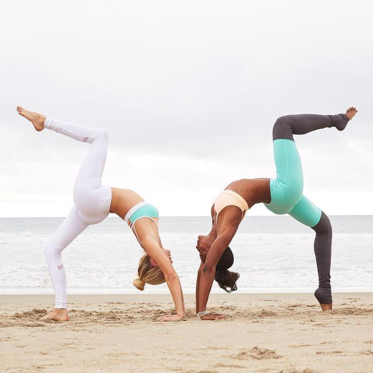 29 Best Partner Yoga. Images On Pinterest