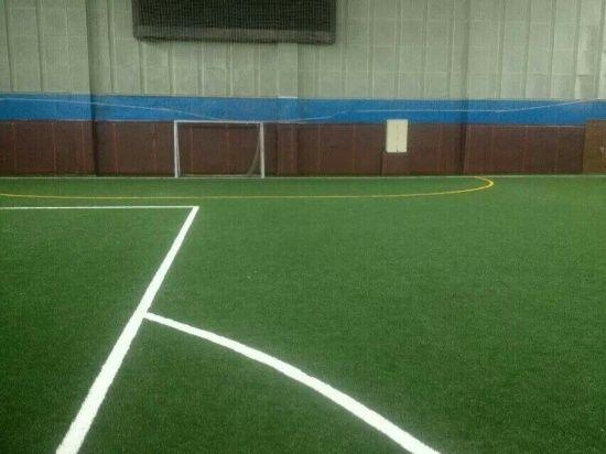 14000 DTEX nonfill material indoor & outdoor mini fußballplatz kunstrasen