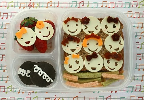 Food Idea For Eleven Pipers Piping