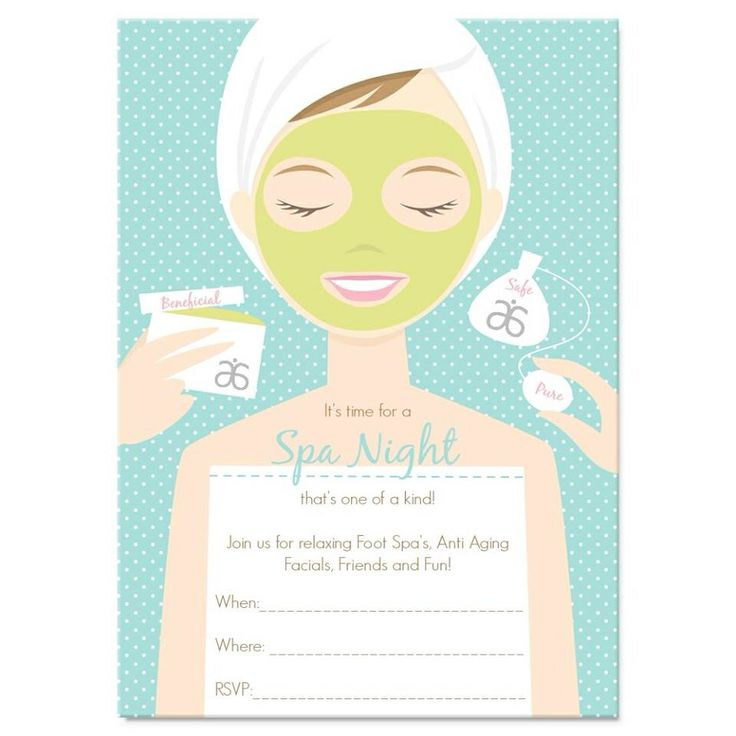 59 best Spa party images on Pinterest | Girl spa party, Spa birthday ...