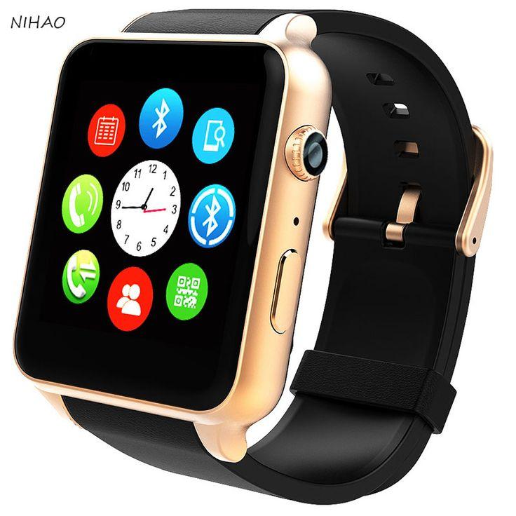 Touch Smart uhr GT88 Reloj inteligente Bluetooth Smartwatch Apple Android Digital-Uhr Unterstützung Sim-karte Wasserdicht Schrittzähler //Price: $US $64.57 & FREE Shipping //     #clknetwork