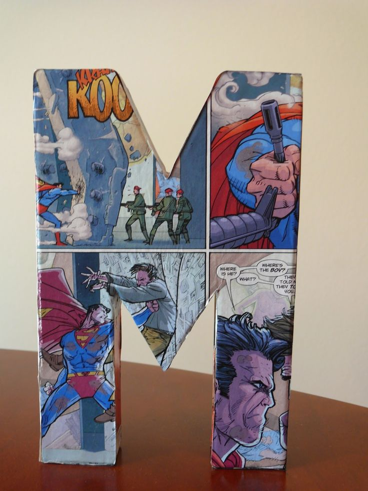 Comic Book Letters - DIY Reminds me a lot of @Amanda Snelson Snelson Snelson Snelson Miller