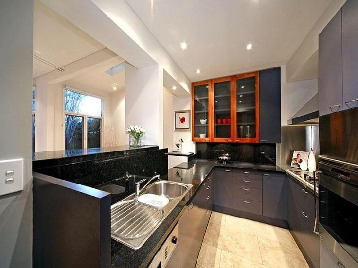 Modern U Shaped Kitchen Design 35 best u shaped kitchen designs images on pinterest | kitchen