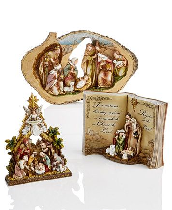 Napco Nativity Collection | macys.com