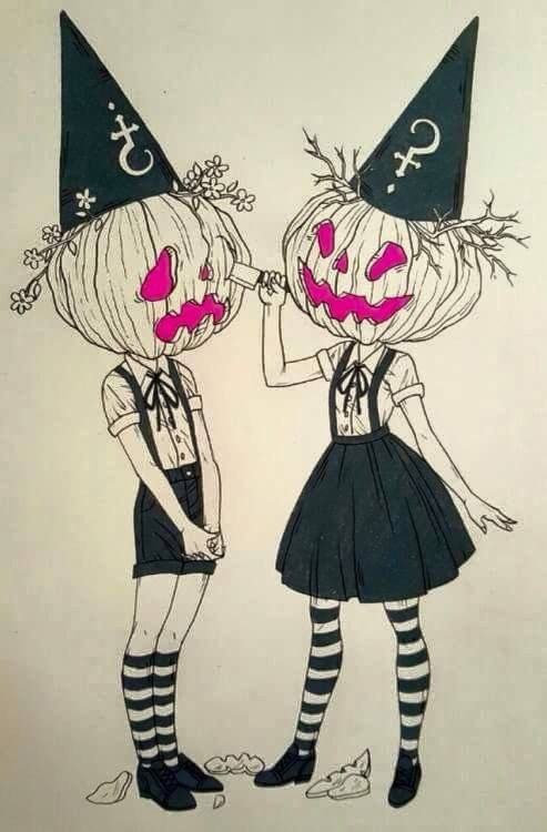 304 best witch aesthetic images on pinterest witch Awesome pumpkin drawings