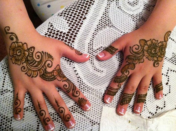 Mehndi Patterns : Best mehndi shaadi prep images henna tattoos