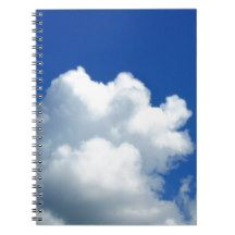 Cumulus Spiral Notebook