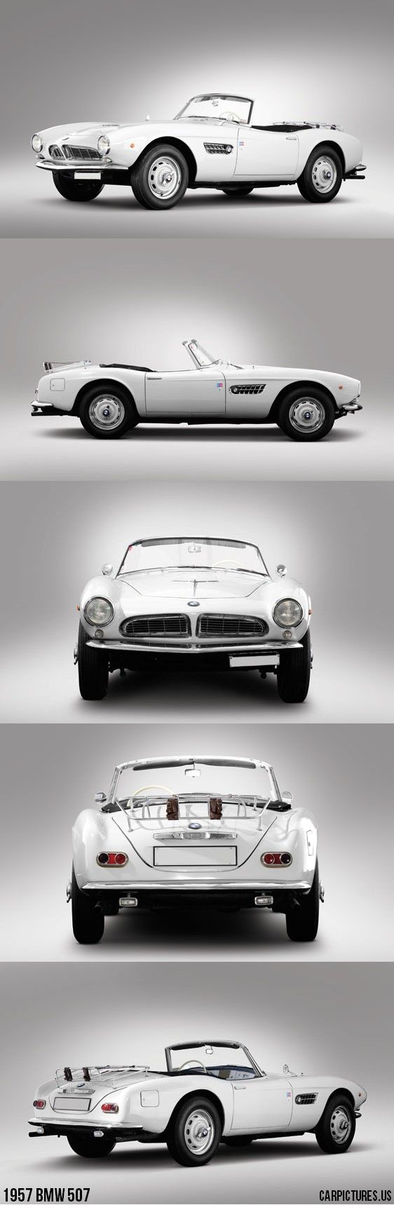 1957 BMW 507 #bmw #cars #tyres                                                                                                                                                                                 More