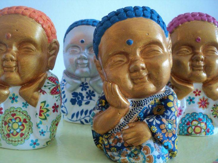 Buditas de colores