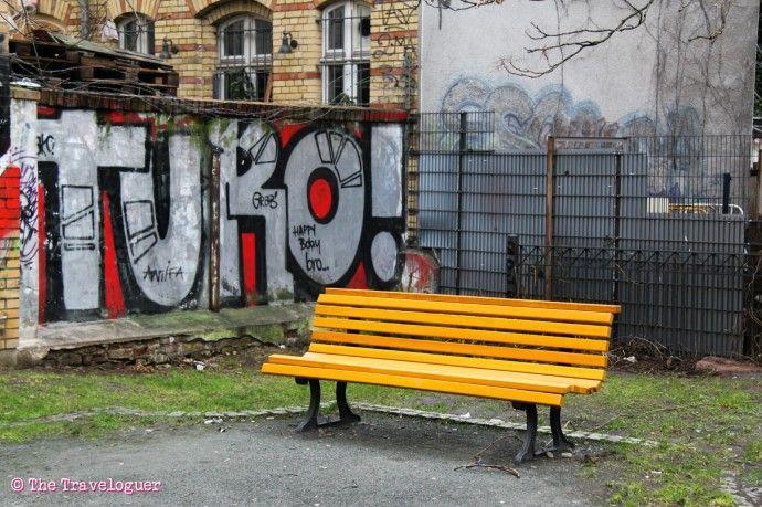 I love Berlin!   Street Art in Berlin - Alternative Berlin Street Art and Graffiti Workshop Tour thetraveloguer.com