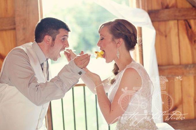 会場も盛り上がる♡結婚式のファーストバイトのアイデア♡ウェディング・ブライダルの参考に♪