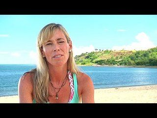 Survivor - Season 28: Meet Trish -- Meet Trish, a Pilates instructor from Massachusetts, who will be competing this season for one Million dollars and the title of sole survivor. -- http://wtch.it/21SuW