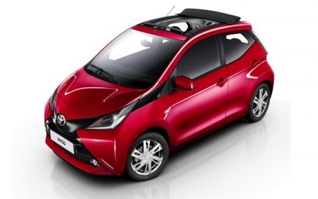 Toyota Aygo @RajaMobil.com