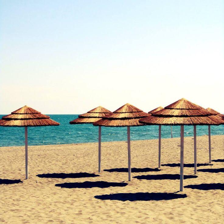 italy beach sand