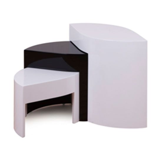 Abbey Coffee Table High Gloss White With 2 Pull Out Drawers: 139 Best Contemporary Coffee Tables Images On Pinterest