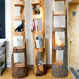 Boekenboom Booktree.... if someone wanted to make this for me, I wouldn't be upset... just saying.