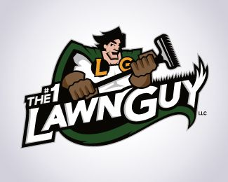 The 1 Lawn Guy Logos Pinterest Lawn And Logos