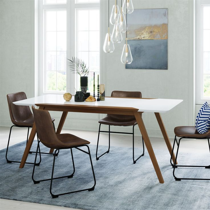 Eco Natura Fredrik Dining Table Dining Table Japanese Interior