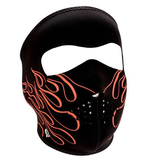 BackThe ZAN Headgear Neoprene Face Mask features full coverage of the face and ears with stretchy, warm and water resistant 2mm thick neoprene. Like most ZAN Headgear face masks it has a black stretch nylon trim for added durability and clean finish. A hook and loop closure allows for adjustability and ensures great fit, and can even be lengthened with our Neoprene Extension Piece (sold separately). Provides coverage of the ears, nose and cheeks from the elements. Can be used with or…
